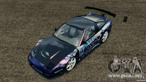 Nissan 240SX Kawabata Drift para GTA 4 interior