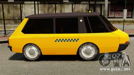 Taxi soviético 1966 para GTA 4