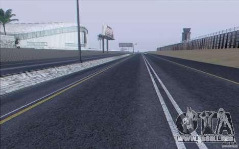 Carretera HD v3.0 para GTA San Andreas séptima pantalla