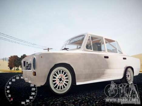 Edición de VAZ-2101 Drift para GTA 4 Vista posterior izquierda