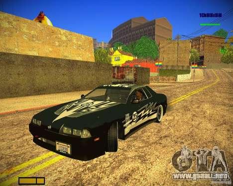 Pak vinilos para Elegy para GTA San Andreas