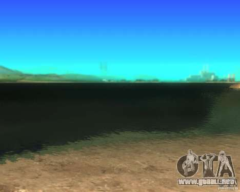 ENBSeries for medium PC para GTA San Andreas segunda pantalla