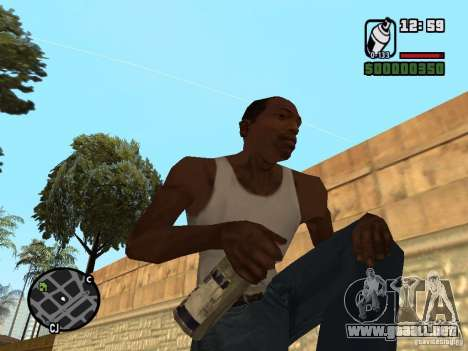 Lata de aerosol para GTA San Andreas