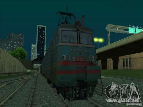 Vl11-320 para la visión correcta GTA San Andreas