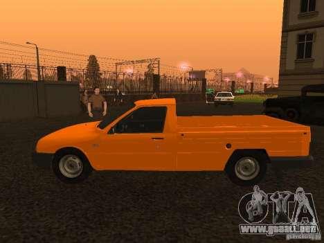 IZH 27171 para GTA San Andreas left