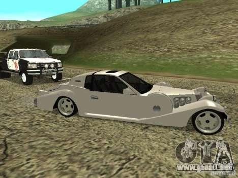 Mitsuoka Le-Seyde para la visión correcta GTA San Andreas