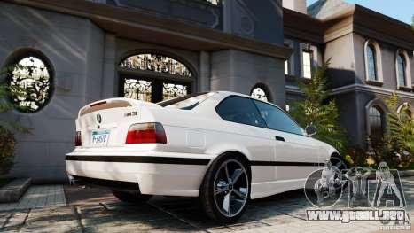 BMW M3 v2.0 para GTA 4 left
