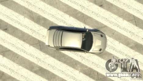 Sentinel Grand Sport para GTA 4 visión correcta