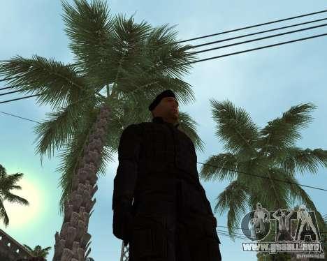 Jason Statham para GTA San Andreas tercera pantalla