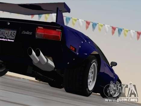 De Tomaso Pantera GT4 para GTA San Andreas interior