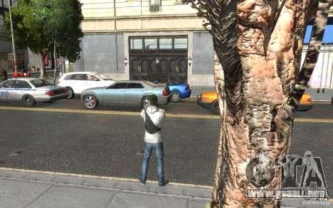 Desmond Miles de AC3 para GTA 4 segundos de pantalla