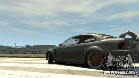Sentinel Grand Sport para GTA 4 left