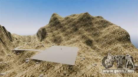 Pico de la montaña para GTA 4 tercera pantalla