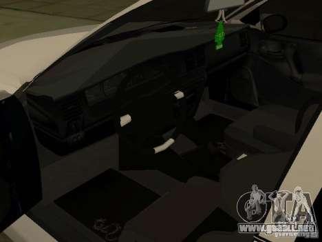 Opel Vectra B para la visión correcta GTA San Andreas