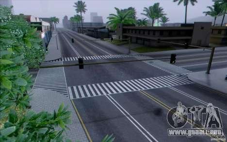 Carretera HD v3.0 para GTA San Andreas