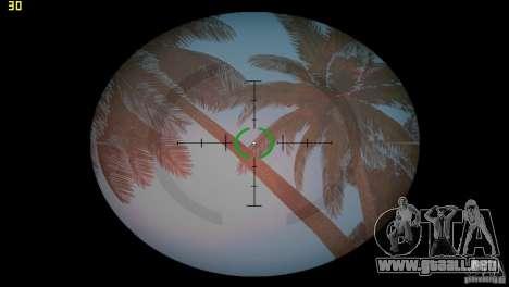 Visor óptico de GTA 5 para GTA Vice City tercera pantalla