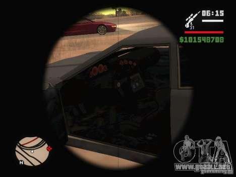 Elegía nuevo para la vista superior GTA San Andreas