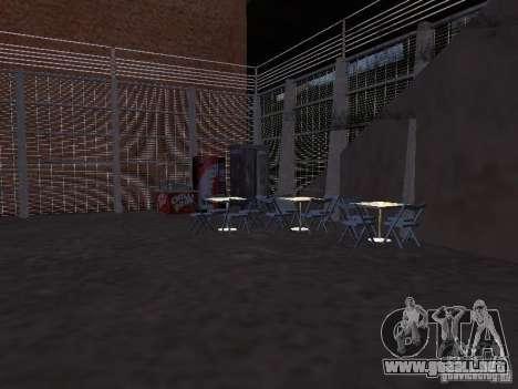 Bus Parque versión v1.2 para GTA San Andreas octavo de pantalla