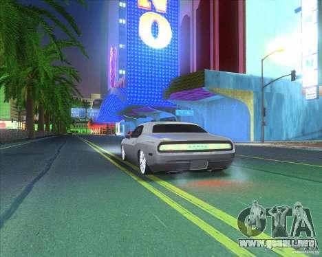 ENBSeries by LeRxaR v3.0 para GTA San Andreas segunda pantalla