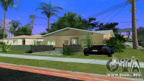 Nuevas texturas casa en Los Santos Denis para GTA San Andreas
