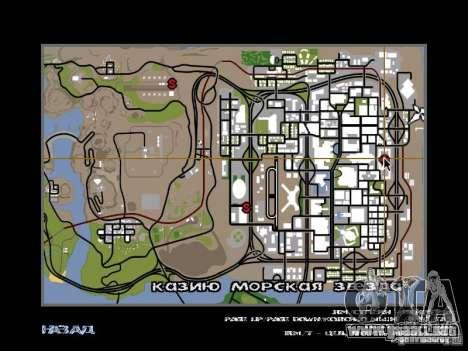 New Chinatown para GTA San Andreas undécima de pantalla