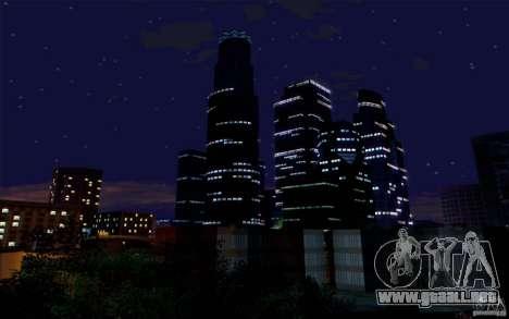 SA Illusion-S V4.0 para GTA San Andreas octavo de pantalla