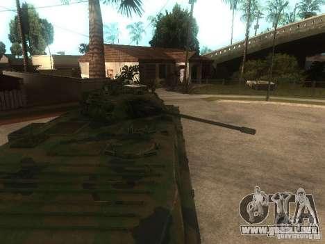 BMP-2 en COD MW2 para la visión correcta GTA San Andreas