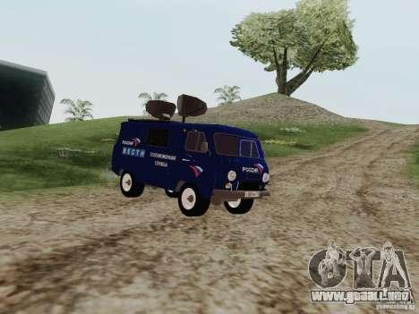UAZ-3741 a para la visión correcta GTA San Andreas
