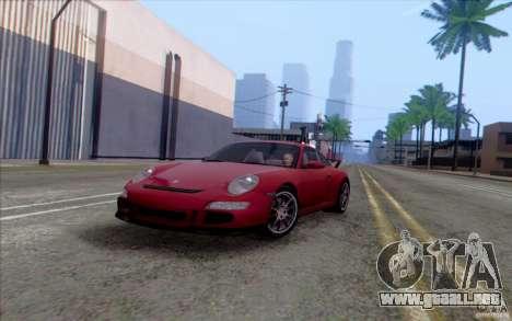 SA Illusion-S V4.0 para GTA San Andreas segunda pantalla