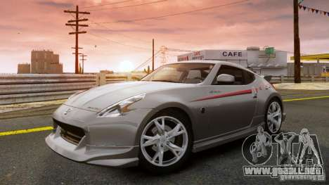 Nissan 370Z NISMO S-Tune para GTA 4