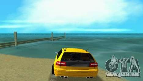 VOLVO V40 para GTA Vice City vista lateral izquierdo