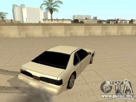 Fortuna por Foresto_O para la visión correcta GTA San Andreas