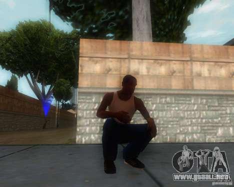 GTA IV Animations v1.1 para GTA San Andreas segunda pantalla