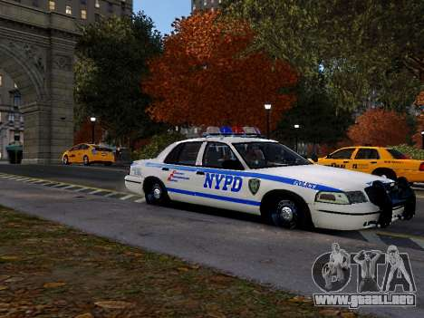 Ford Crown Victoria NYPD para GTA 4