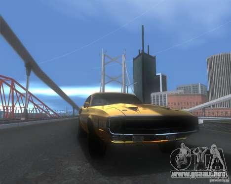 ENBSeries by LeRxaR v3.0 para GTA San Andreas sucesivamente de pantalla