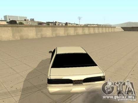 Fortuna por Foresto_O para GTA San Andreas vista posterior izquierda