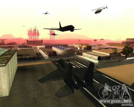 Air Traffic Pro v 5.2 para GTA San Andreas