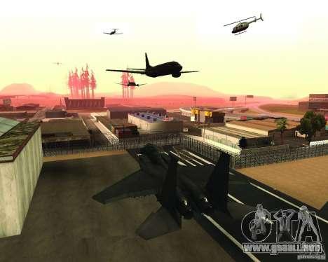 Air Traffic Pro v 5.2 para GTA San Andreas