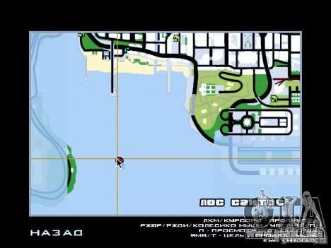 Laguna Seca Raceway para GTA San Andreas quinta pantalla