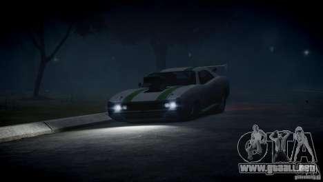 Dukes City-Drag para GTA 4 visión correcta