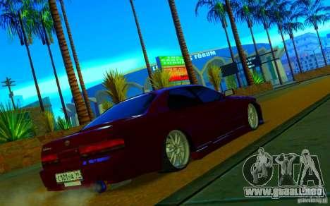 Toyota Cresta JZX 90 para GTA San Andreas left