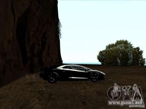 ENBSeries v1.0 para GTA San Andreas tercera pantalla