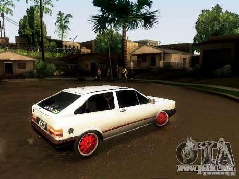 Volkswagen Gol 1994 para GTA San Andreas left
