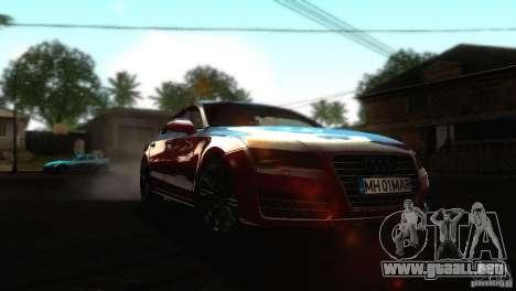 ENBSeries by dyu6 v3.0 para GTA San Andreas sucesivamente de pantalla