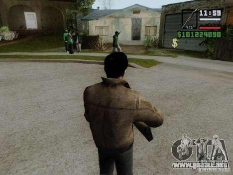 Vito Skalleta para GTA San Andreas segunda pantalla