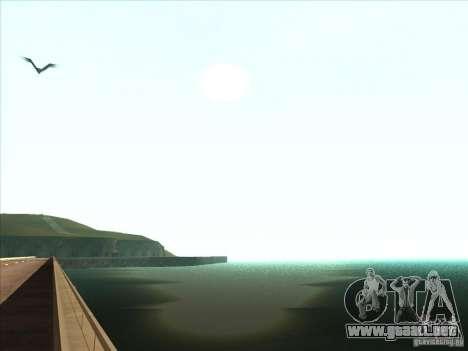 ENBSeries v1.0 para GTA San Andreas sexta pantalla