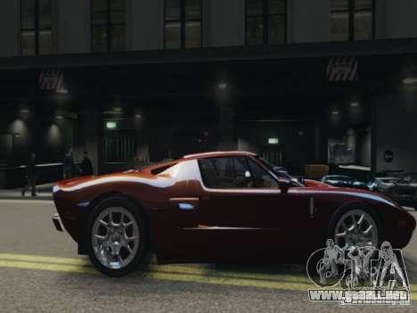Ford GT para GTA 4 left
