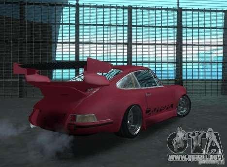 Porsche Carrera RS RWB para la visión correcta GTA San Andreas