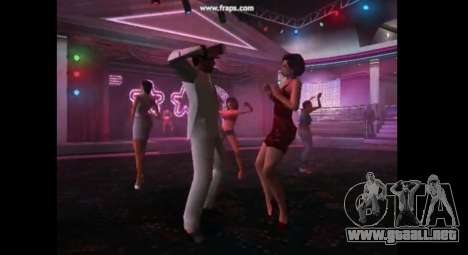 Danza mod para gta vice city para GTA Vice City segunda pantalla