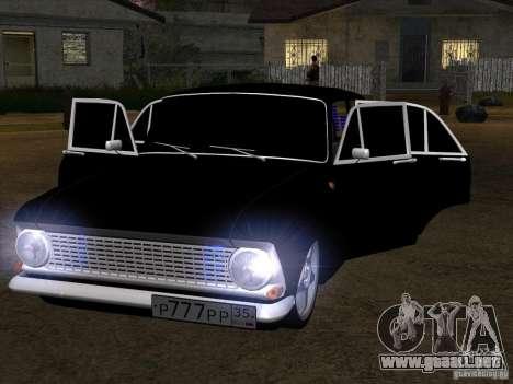 Moskvitch 408 estilo Extra para GTA San Andreas left